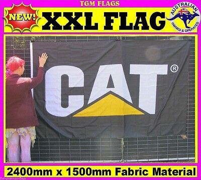 CAT flag caterpillar flag for house wall pole sports event man woman cave