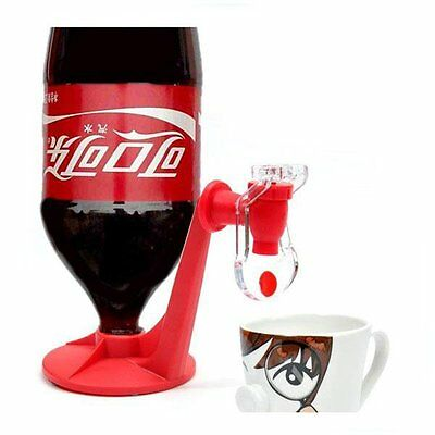 Home Coke Dispenser Bottle Upside Down Drinking Fountains Event Party Supplies