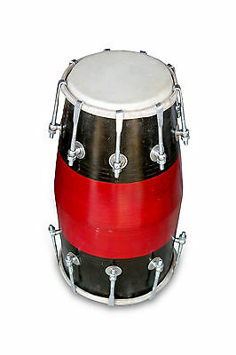 Dholak Drums~18 Bolt ~Made With Mango Wood~Dholki~Yoga~Bhajan~Kirtan~Mantra 0280