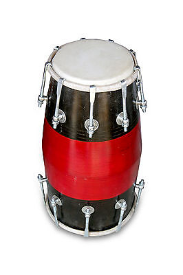 Dholak Drums~18 Bolt ~Made With Mango Wood~Dholki~Yoga~Bhajan~Kirtan~Mantra 0281