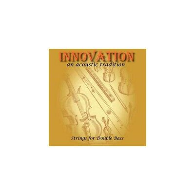 NEW Innovation 4/4 Size 140H Honey Double Bass Strings Free Delivery UK Made