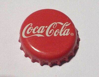 COCA COLA Red Soda Bottle Cap Crown GERMANY Metal 2015 Collect Coke