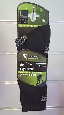 Par Calcetines LORPEN LIGHT HIKER