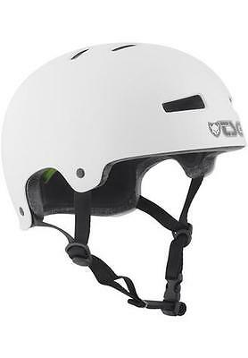 TSG Helm Evolution Solid Colors injected white 2016 - Größe: S/ M