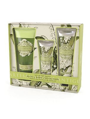 AAA Lily Of The Valley Bath & Body Collection Gift Set