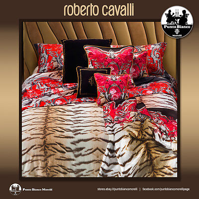 ROBERTO CAVALLI | SAVAGE Set bettlaken - Full bed sheet