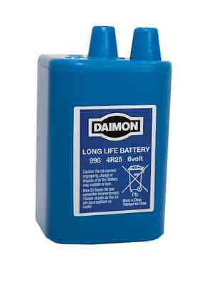 Fenceman 6 Volt Battery