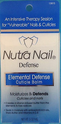 Nutra Nail Defense Elemental Defense Cuticle Balm - Boxed 14g