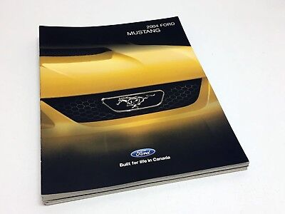 2004 Ford Mustang Brochure