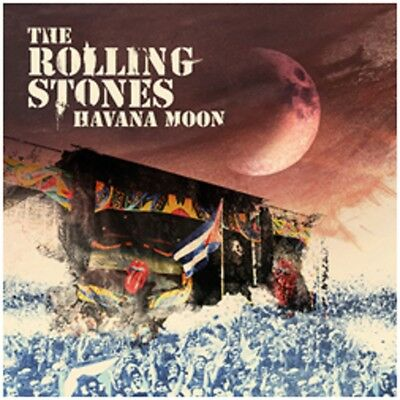 The Rolling Stones - Havana Moon - New 2CD+DVD