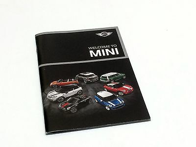 2013 MINI Coupe Clubman Roadster Paceman Countryman Full Line Brochure