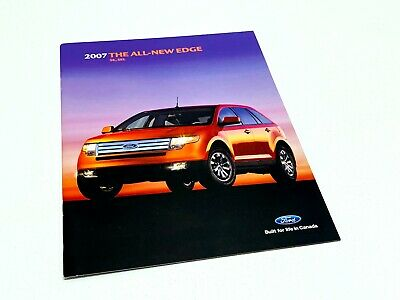 Ford Edge Se Sel Brochure
