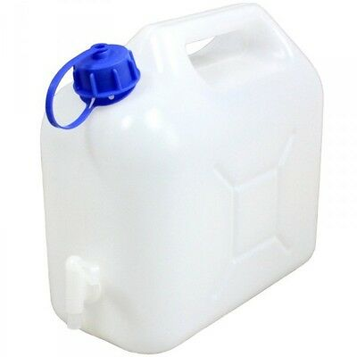 Water Canister 5 Liter Plastic