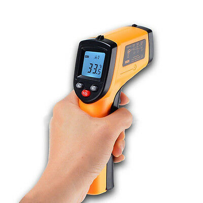NEW -50~330 Temperature Temp Meter Gun Digital Laser Infrared IR Thermometer