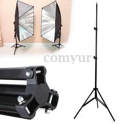 "2.4M  7'8""  PROFESSIONAL Light Stand Tripod for Photo Studio Video Lighting 2.4m"