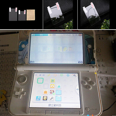 2pcs Screen Protective Film Cover For NEW3DS for NEW3DS Protective Film DD