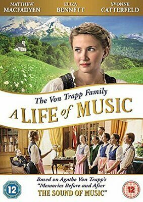 The Von Trapp Family - A Life Of Music (DVD)