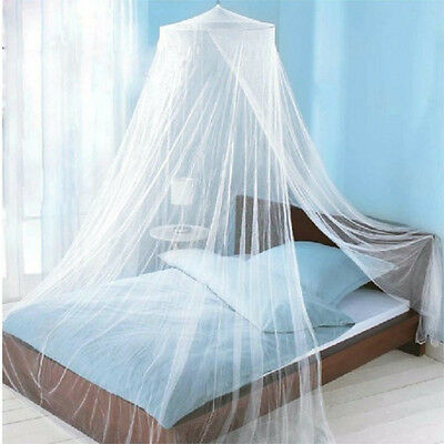 5-Colors Mosquito Net Bed Canopy Netting Fly Insect Protection Bed Curtain Dome