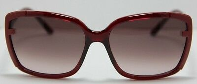 New Authentic Fendi Women's Sunglasses Fs 5225 603 Bordeaux Italy