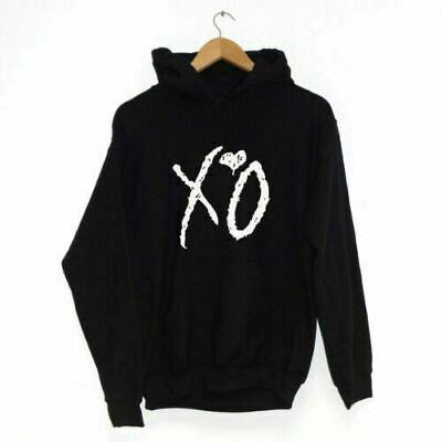 XO The Weeknd | Hoodie The Hills Starboy Daft Punk Concert Music Clothing