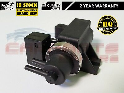 For Bmw 1 3 5 7 Series X3 X5 X6 Turbocharger Pressure Converter Solenoid Valve