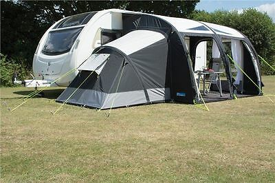 Inflatable Air Annexe to fit Kampa Rally Air Pro and Ace Air Pro 2016 Onwards