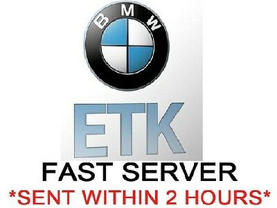 NEW VERSION - BMW ETK 01/2017 Electronic Parts Catalogue EPC + Price Lists