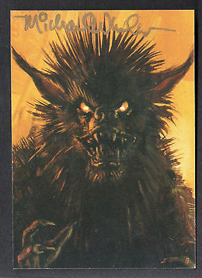 MICHAEL WHELAN SERIES 2: OTHER WORLDS (Comic Images) Artist Autograph Card