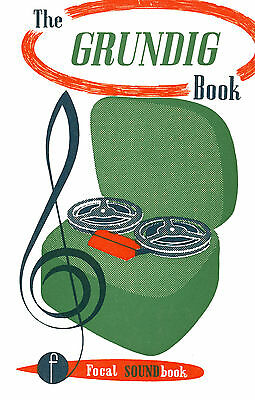 The Grundig Book - Frederick Perves 1960 (217 pages)