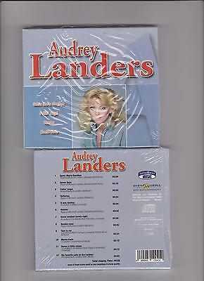 "22 St. CD ovp 2006 : "" AUDREY LANDERS "" (12 Songs)"