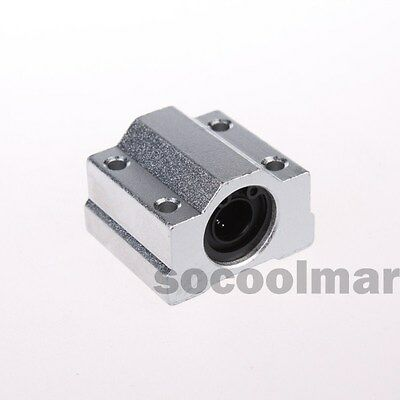 SCS16UU 16mm Linear Motion Ball Bearing Slide Unit Bushing for 3D Printer CNC