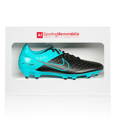 John Terry Signed Nike Football Boot  - Gift Box Autograph Cleat