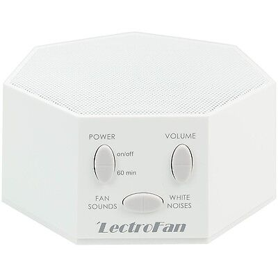 Adaptive Sound Technologies ASM1007 Lectrofan Fan Sound and White Noise Machine