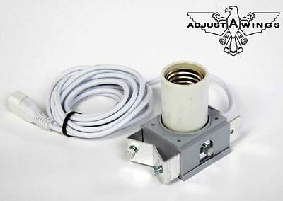 Adjust-A-Wings Spare Lamp Holder with Cable - Genuine Replacement
