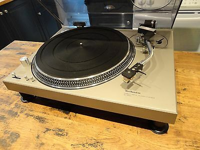 1X Technics Sl-1200 Mk1   Very Very Very Good Condition Perfect Working