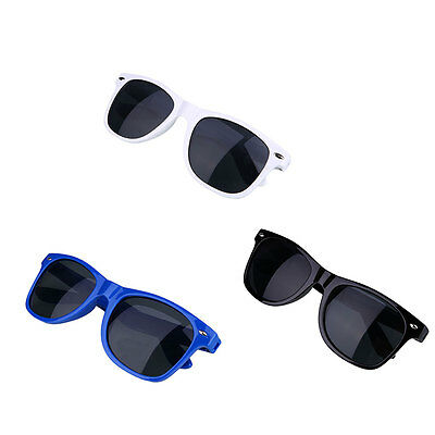 Kid Wayfarer Style Fashion Sunscreen UV-400 Classic Eyewear Sunglasses