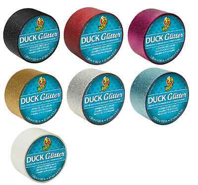 Duck Tape Glitter Colours - Duct Gaffer Gaffa Waterproof Tape