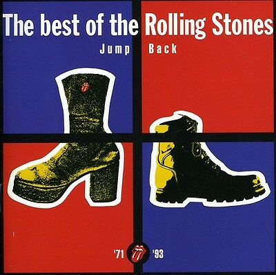 Jump Back: Best Of The Rolling Stones (1971-93) - Rolling Stone (2009, CD NUOVO)
