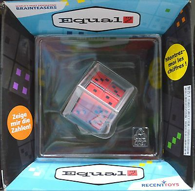 Recent Toys Brainteasers Equal 7 Game