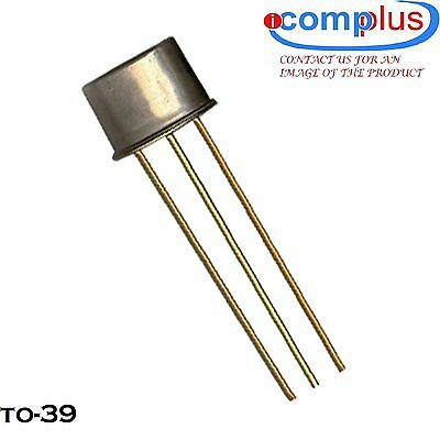 BC341-10  METAL CAN TRANSISTOR TO-39 3PIN   /'/'UK COMPANY SINCE1983 NIKKO/'/'