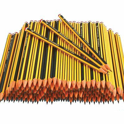 50 x HB STAEDTLER NORIS SCHOOL PENCILS DRAWING ART SKETCHING JOINER STUDENT