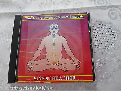 Healing Power of Musical Intervals Simon Heather Meditation Relaxing CD