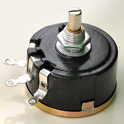 20x  220 OHM 5W Wirewound Potentiometer, Pots, 5 Watt.