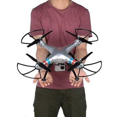 Syma X8G RC Quadcopter 2.4G 6 Axis Gyro 4CH Drone 8.0MP Camera CLEARANCE UK Q0E2