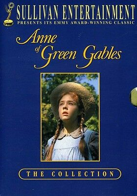 Anne of Green Gables: The Collection [3 Discs] (2005, DVD NUOVO) (REGIONE 1)