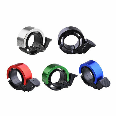 Bike Bicycle Invisible Bell Aluminum Alloy Loud Sound Handlebar Safety Horn AU