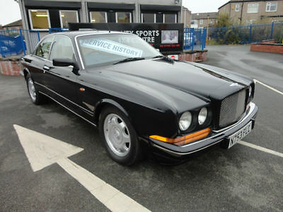 This Car Is Now Sold.....bentley Continental R 6.8 Auto Coupe 4 Seat