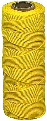 MARSHALLTOWN The Premier Line624 500-Foot Mason's Line 500' Yellow Braided Nylon