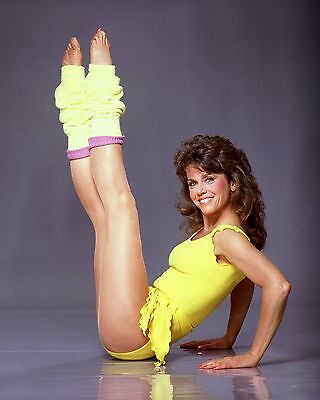 Jane Fonda Actress And Fitness Guru - 8X10 Publicity Photo (Zy-419)