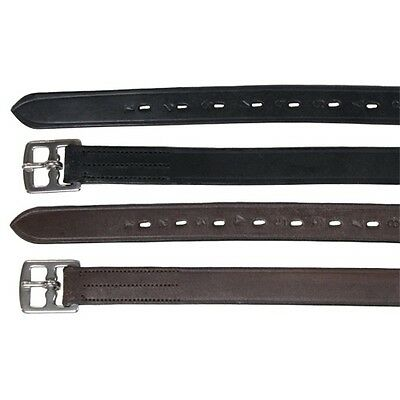 Loveson Quality Leather Stirrup Leathers,All Sizes/Colours,Triple Stitched